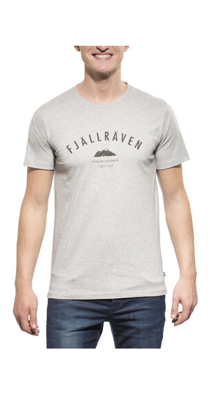 Fjällräven Trekking Equipment T-Shirt Men Grey